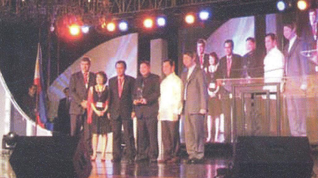 2008 Award Cebu CCI