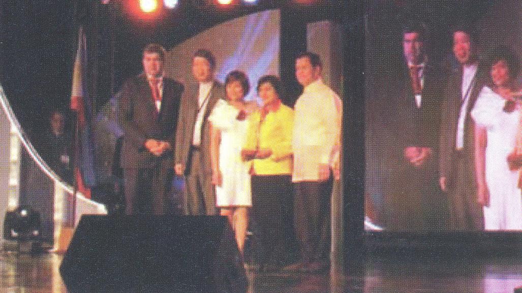 2008 Award Quezon Lucena CCI