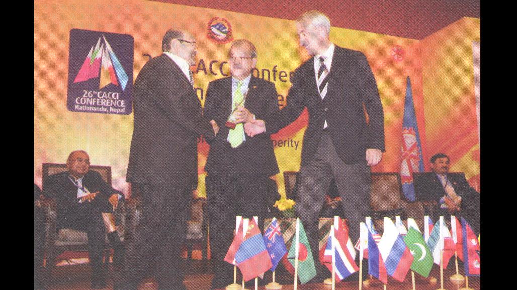 2012 Award Ishfahan CCI