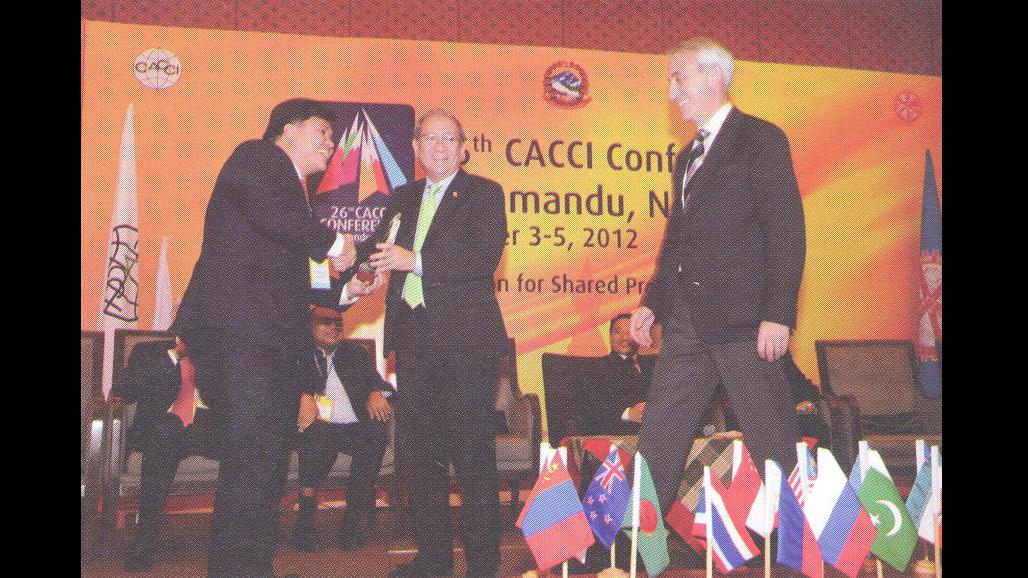 2012 Award Saboanga CCI small