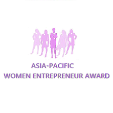 2018 1229 Asia Pacific Women Entrepreneur award