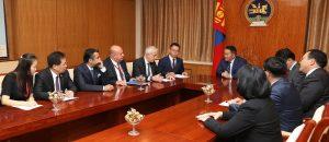2018 1231 Mongolia visit